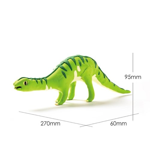 해피플레이 로버드 입체퍼즐 공룡 클레이 브론토사우루스