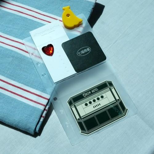 루카랩 아카이브 다이어리 포켓