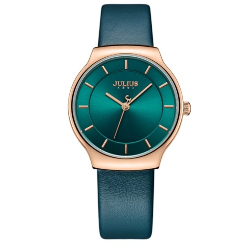 [쥴리어스정품] JA-1156 커플시계 손목시계 가죽밴드
