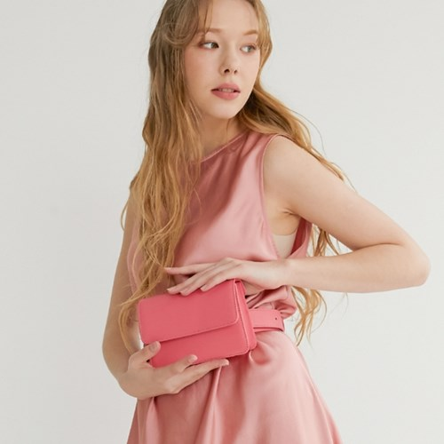 러브참 미니백 (핑크)