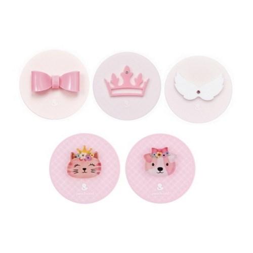[피치앤드] 선팩트+마스크팩 세트(핑크손거울증정)