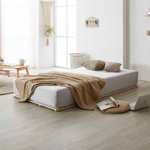 파로마 욜로 저상형 접이식 원목 침대 깔판