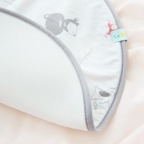 젤리맘 르베르소 신생아침대 아기에어매트