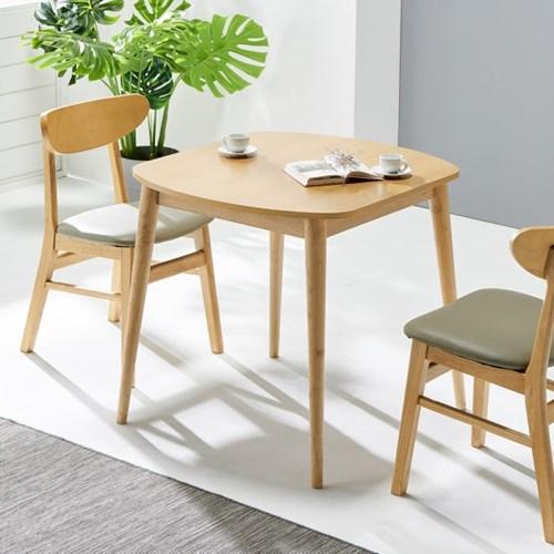 [데코마인] 시드 2인식탁/테이블/원목식탁