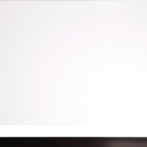 [가구느낌] 화이트무광LPM-600사각-3인치 티테이블 카페_(960731)