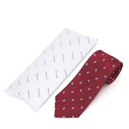 [Guy Laroche] 기라로쉬 페이즐리 패턴 넥타이 GL-NT-101 레드