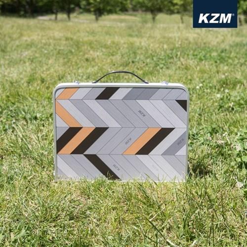 카즈미 슬림미니 2폴딩 접이식 캠핑테이블 II / K9T3U007 피크닉테이