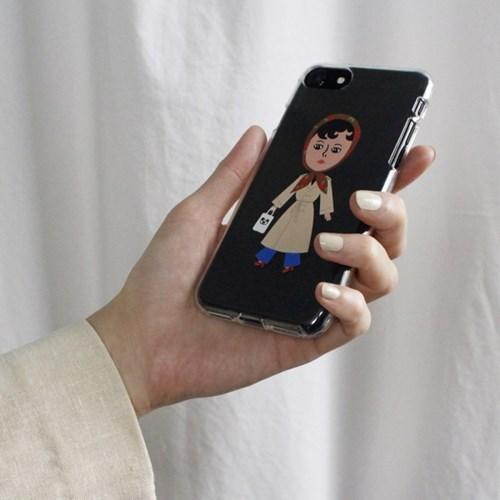 젤리 폰케이스 (5종-아이폰,갤럭시)