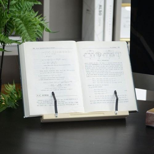 [에이스독서대] 원목 시나몬s 독서대