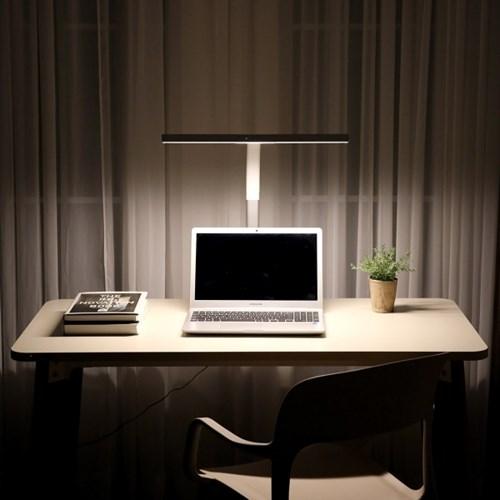 파파 LED와이드스탠드 500S (화이트)