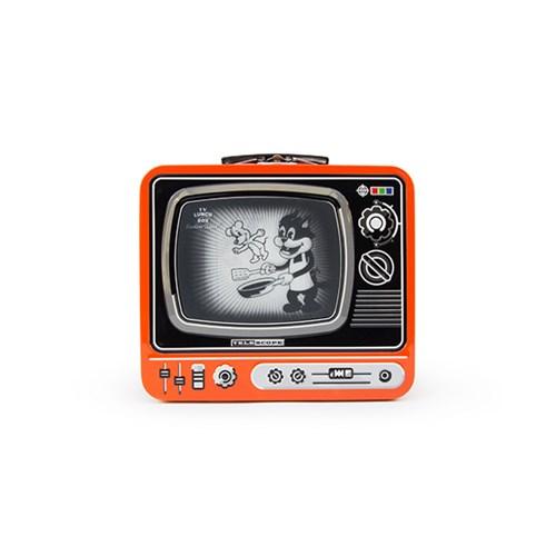 [썩유케이] TV 런치박스 도시락 가방 레드_(1707236)