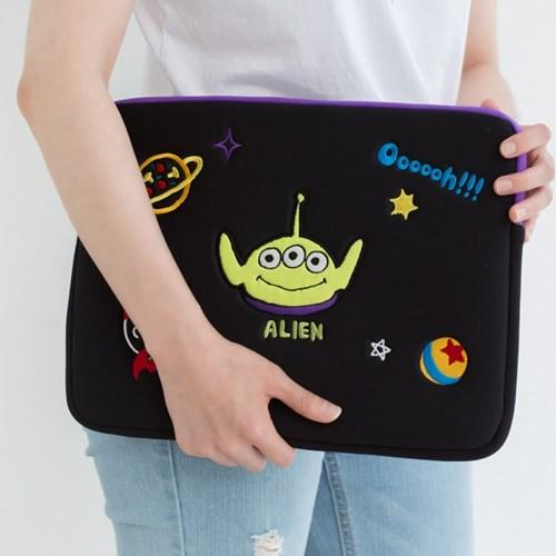[디즈니] 노트북 파우치 15인치_토이스토리