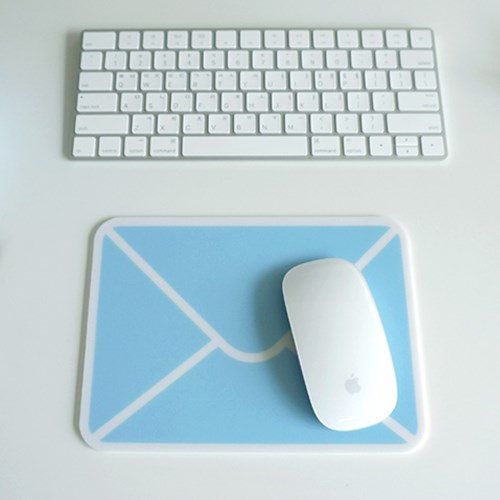 Sky Letter Mousepad