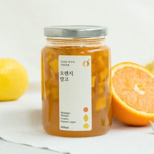 [이영마켓] 정성듬뿍 수제청 5종