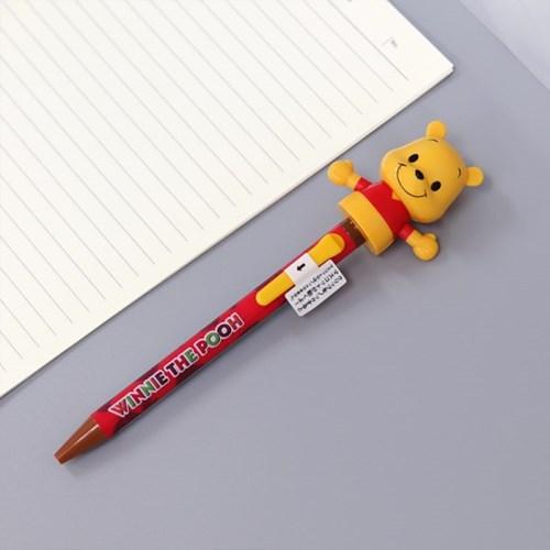 곰돌이푸 퍼펫 볼펜