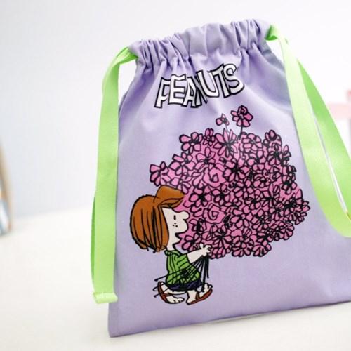 [Peanuts Bag&Acc]페퍼민트 파우치(pepermint pouch)_(1730720)
