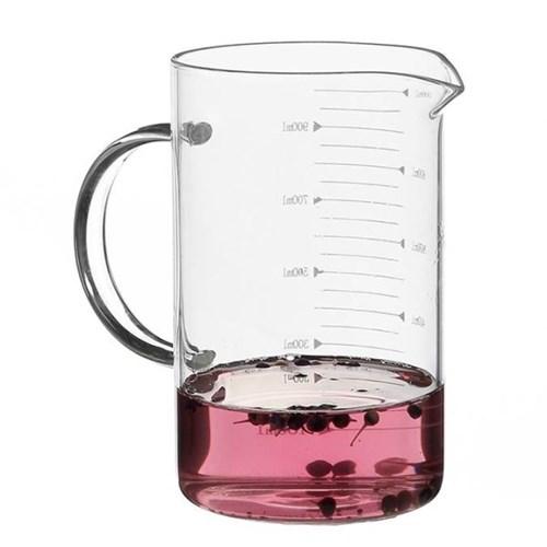 칵테일 믹싱 유리 계량컵 대 1개
