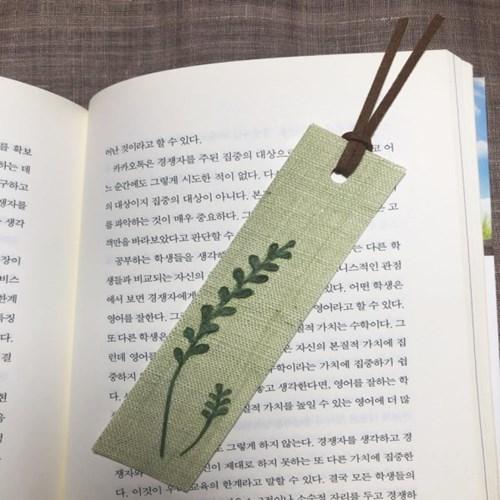 핸드메이드 책갈피, 북마크
