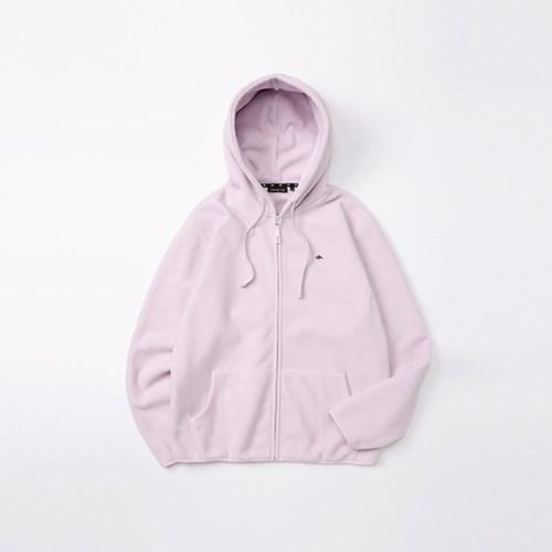 [추가할인] Fleece Hood Zip-Up (U19DTJK42)