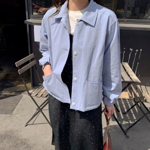 퓨어베이직 jacket (2color)