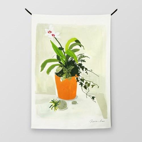 패브릭 포스터 / Flower 2