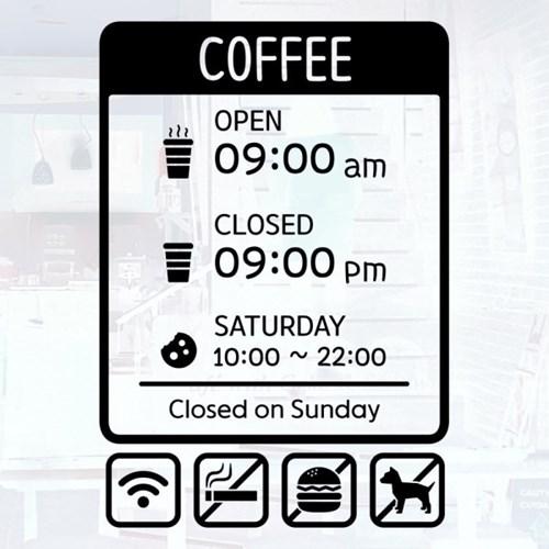 오픈클로즈_070_카페 커피 메뉴판_(992963)