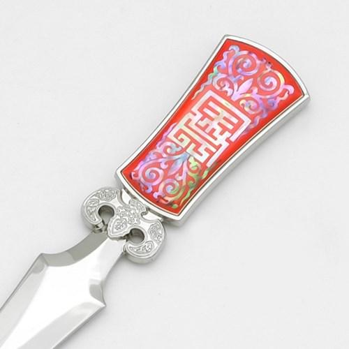 나전 자개지칼