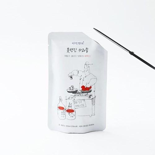 [지구인마켓]못쁜이 사과 선물세트