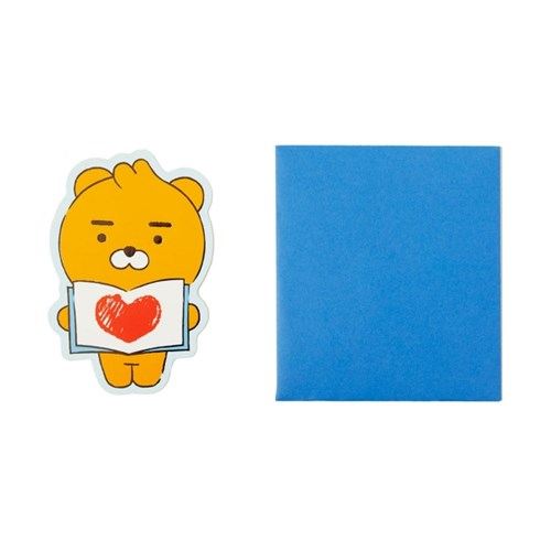리틀스케치북_카드_라이언