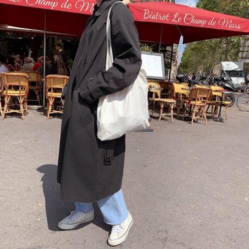 맥시트렌치 coat (2color)