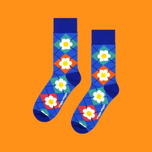 [위글위글] Pattern Socks 패턴양말