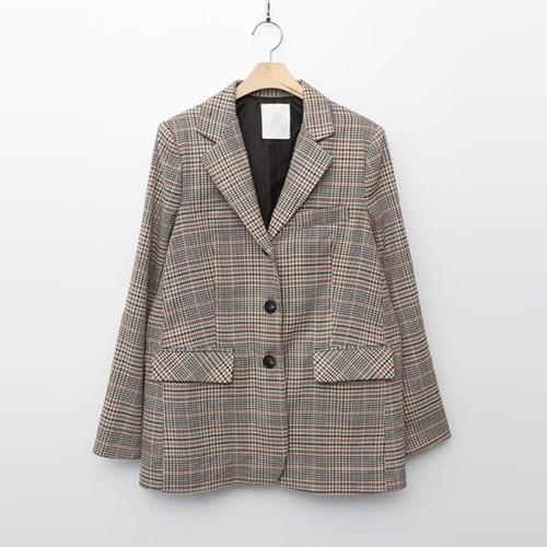 Olson Plaid Jacket