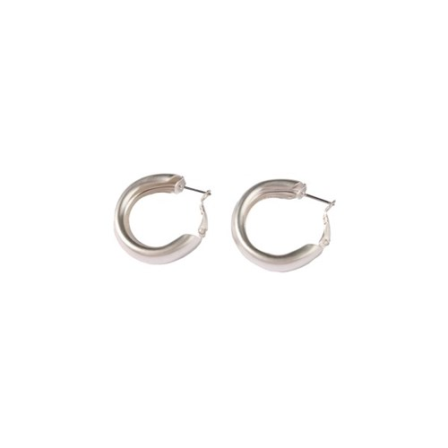 Know galaxy earring (Silver)