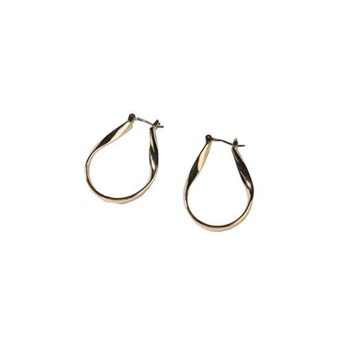 Gold Sunlight earring