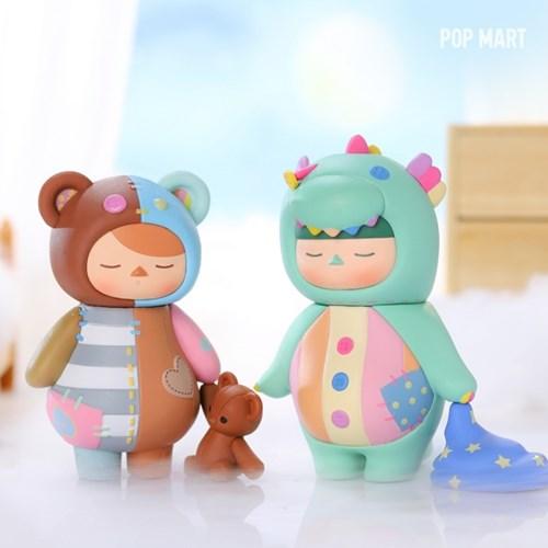 [팝마트코리아 정품 판매처] 푸키-슬리핑베이비시리즈_박스