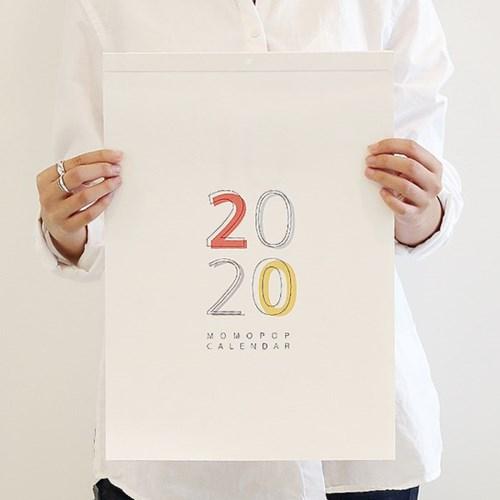 2020년 벽걸이 달력_(1555100)