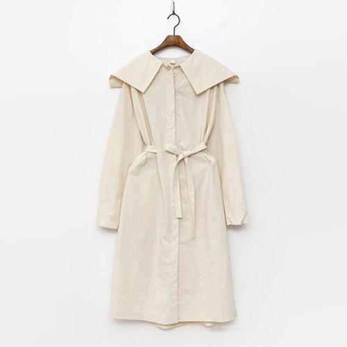 Sailor Dress N Trench Jacket