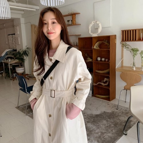 다일로 coat (3color)