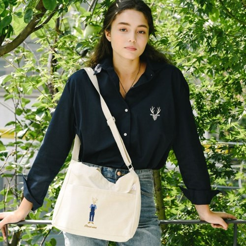 Mini crosso bag_Ivory