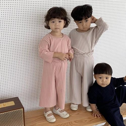 오) 웜플리츠 아동 상하세트