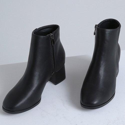 [FOKE]포크슈즈 5cm 베이직 앵클부츠 ts0046_(1942504)