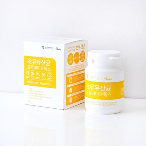 [셀핏] 프로바이오틱스 초유유산균 4통 120g