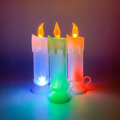[맙소사잡화점] LED 데코 촛불