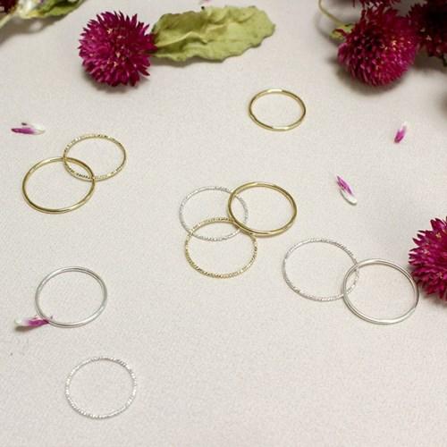 [ITZY 예지, ITZY 리아 착용] Chouchou ring