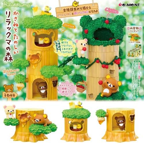 리멘트 리락쿠마 즐거운 리락쿠마숲(6박스1세트)