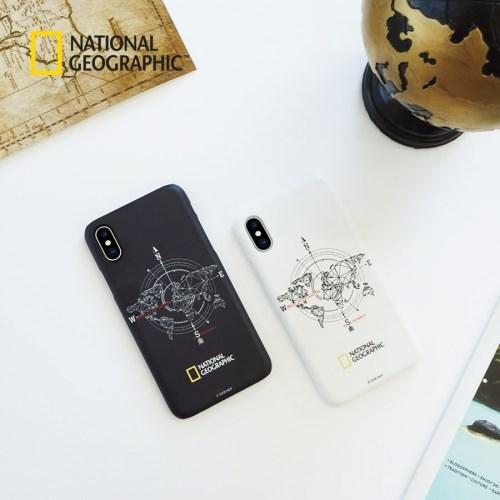 내셔널지오그래픽 콤파스 케이스 | 나침반 케이스 아이폰