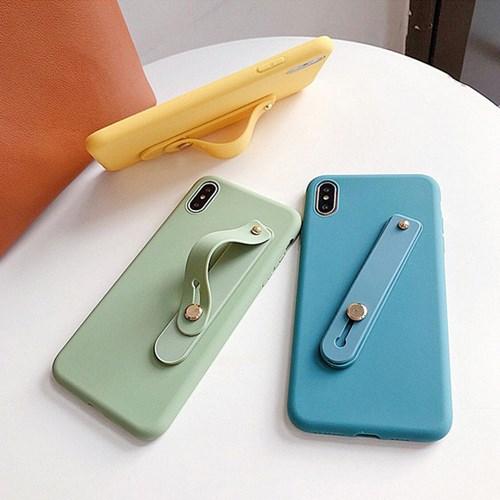 헤이즐 스트랩 케이스 아이폰11 외 아이폰시리즈