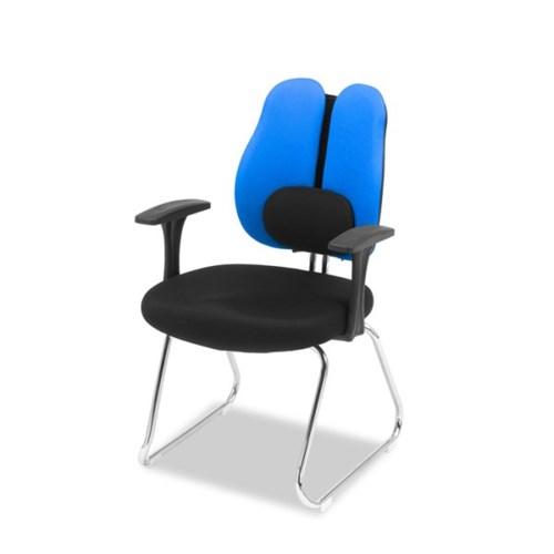 엘리브 이지 더블요추 메쉬 책상의자(팔걸이) ch029