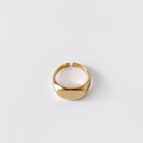 (92.6 silver) modern little ring