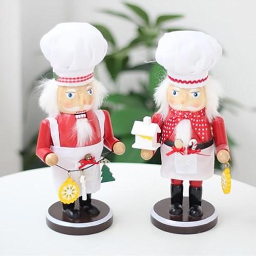 호두까기 요리사 인형 2type